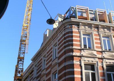 Renovatie jeugdrechtbank te Gent