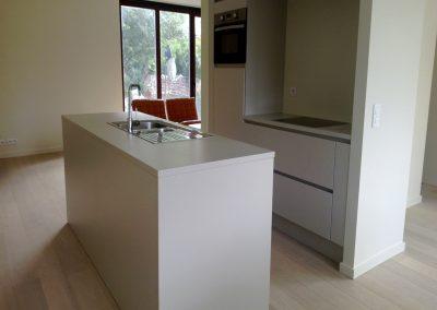 Nieuwbouw appartementen en BEN-woningen Evere